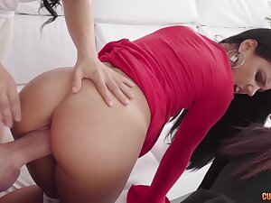 Unforgettably pleasant MFFF foursome thither Apolonia Lapiedra and Aysha